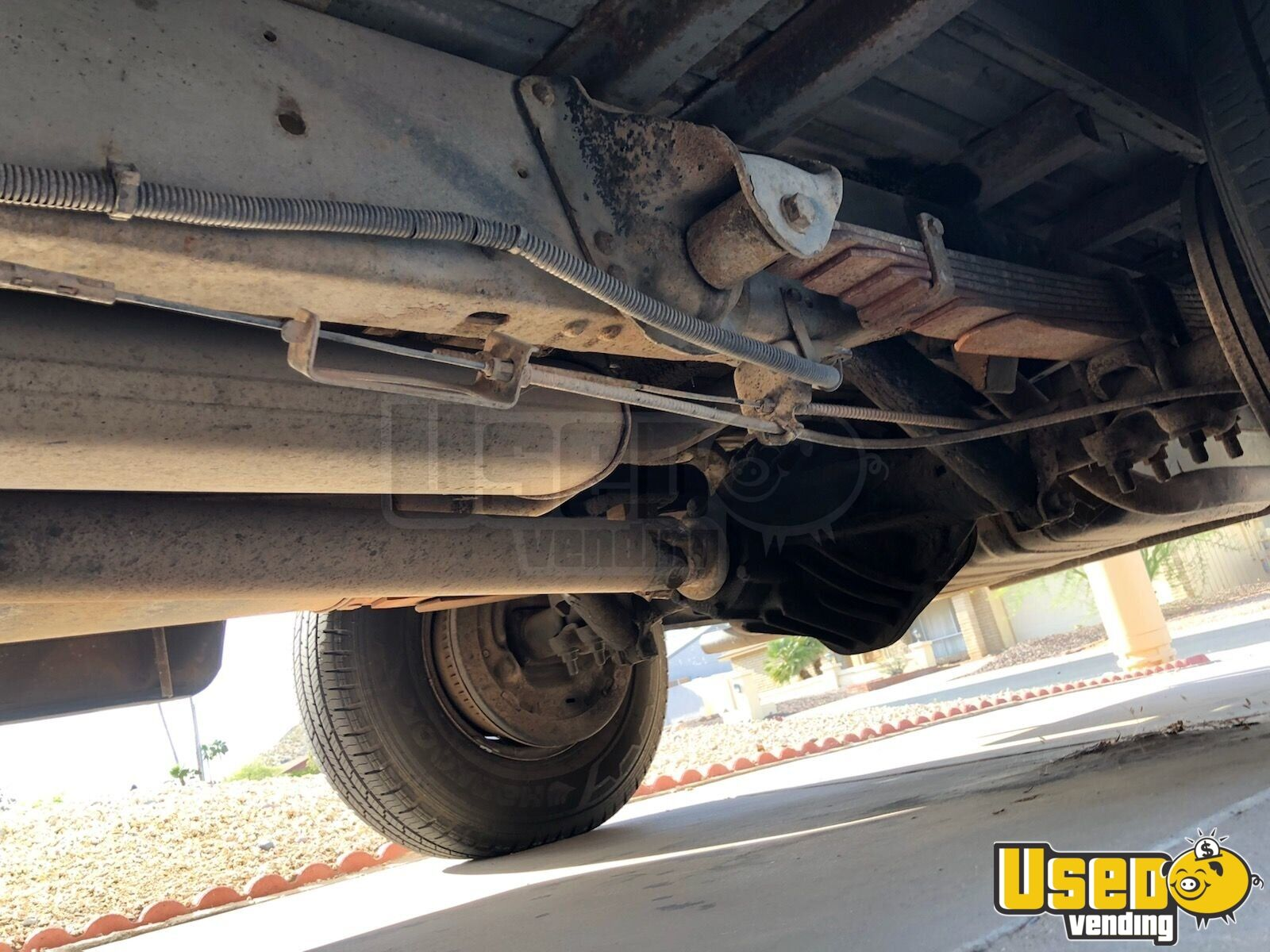 1991 P30 Step Van. Mobile Boutique Truck 30 Arizona Diesel Engine for Sale - 30