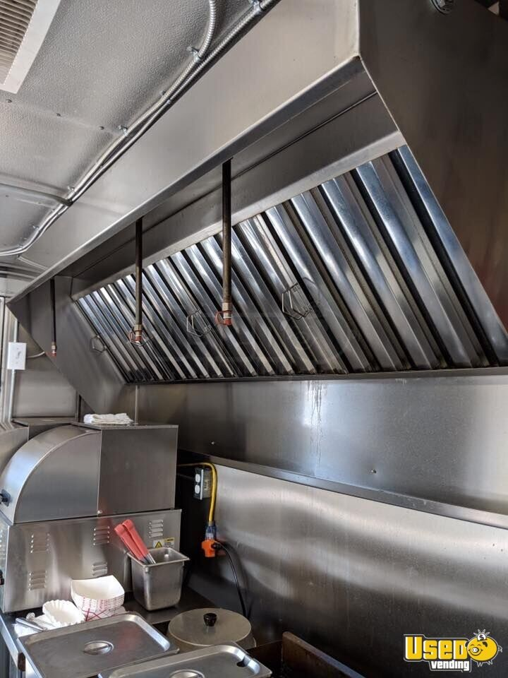 1991 Stepvan Kitchen Food Truck All-purpose Food Truck Propane Tank Tennessee Gas Engine for Sale - 6