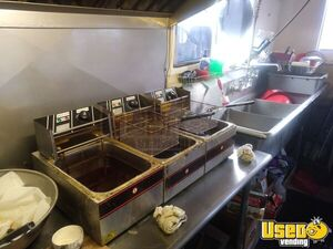 1992 All-purpose Food Trailer Stainless Steel Wall Covers Oregon for Sale
