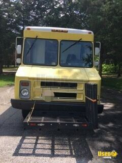 1992 All-purpose Food Truck Air Conditioning New Jersey Gas Engine for Sale - 2