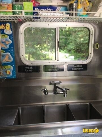 1992 All-purpose Food Truck Deep Freezer New Jersey Gas Engine for Sale - 11