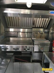 1992 All-purpose Food Truck Diamond Plated Aluminum Flooring New Jersey Gas Engine for Sale