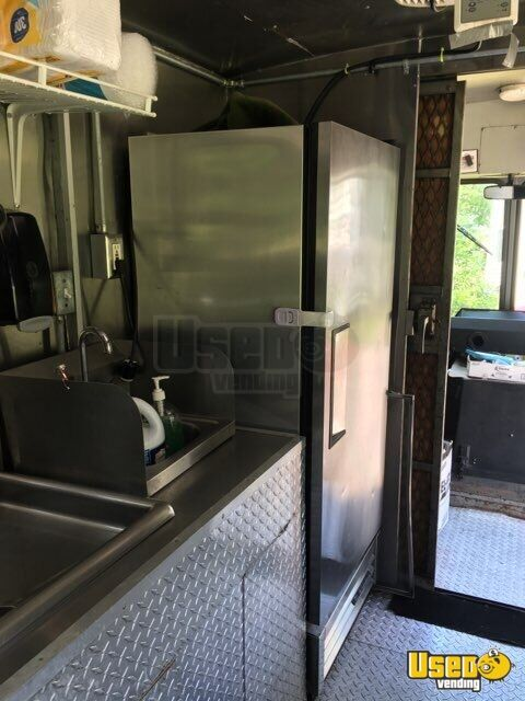 1992 All-purpose Food Truck Exterior Customer Counter New Jersey Gas Engine for Sale - 7