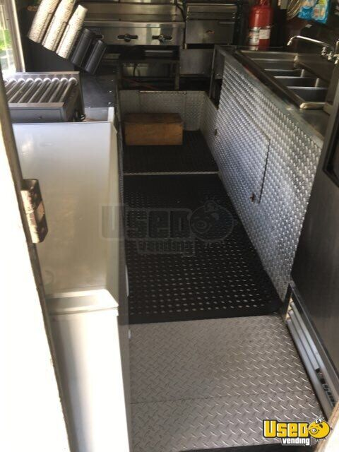 1992 All-purpose Food Truck Floor Drains New Jersey Gas Engine for Sale - 5