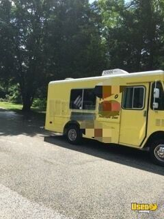 1992 All-purpose Food Truck New Jersey Gas Engine for Sale