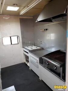 1992 Food Concession Trailer Kitchen Food Trailer Air Conditioning Texas for Sale