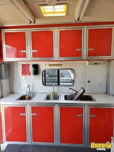 1992 Food Concession Trailer Kitchen Food Trailer Concession Window Texas for Sale