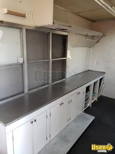 1992 Food Concession Trailer Kitchen Food Trailer Spare Tire Texas for Sale