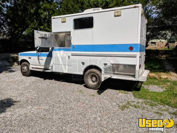 1992 Ford F450 Super Duty Stepvan Tennessee for Sale