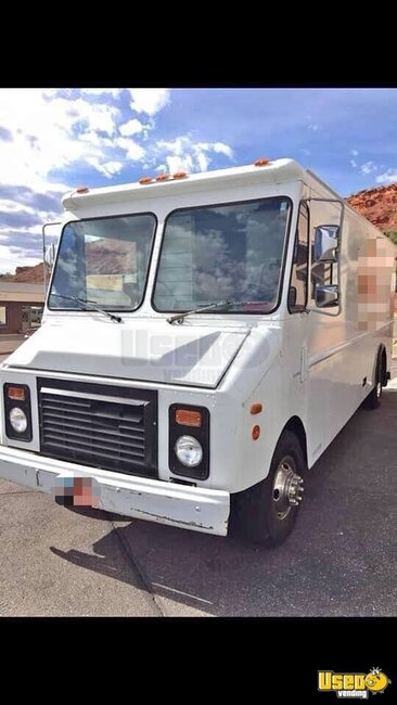 1992 Grumman Olsen All-purpose Food Truck Utah for Sale