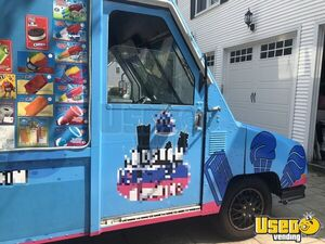 1992 Ice Cream Truck Ice Cream Truck Shore Power Cord Massachusetts Gas Engine for Sale