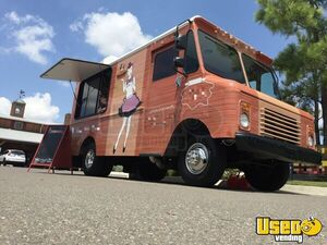 1992 P30 Food Truck All-purpose Food Truck Backup Camera Oklahoma Gas Engine for Sale