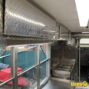 1992 P30 Grumman Olson Workhorse Kitchen Food Truck All-purpose Food Truck Exhaust Fan Colorado Gas Engine for Sale