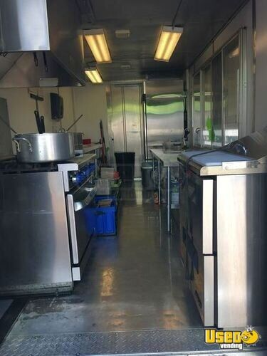 1992 P30 Step Van Kitchen Food Truck All-purpose Food Truck Awning Utah for Sale - 3