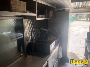 1992 P30 Step Van Kitchen Food Truck All-purpose Food Truck Exterior Customer Counter Louisiana Diesel Engine for Sale