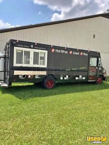 1992 Stepvan All Purpose Food Truck All-purpose Food Truck Concession Window North Carolina for Sale