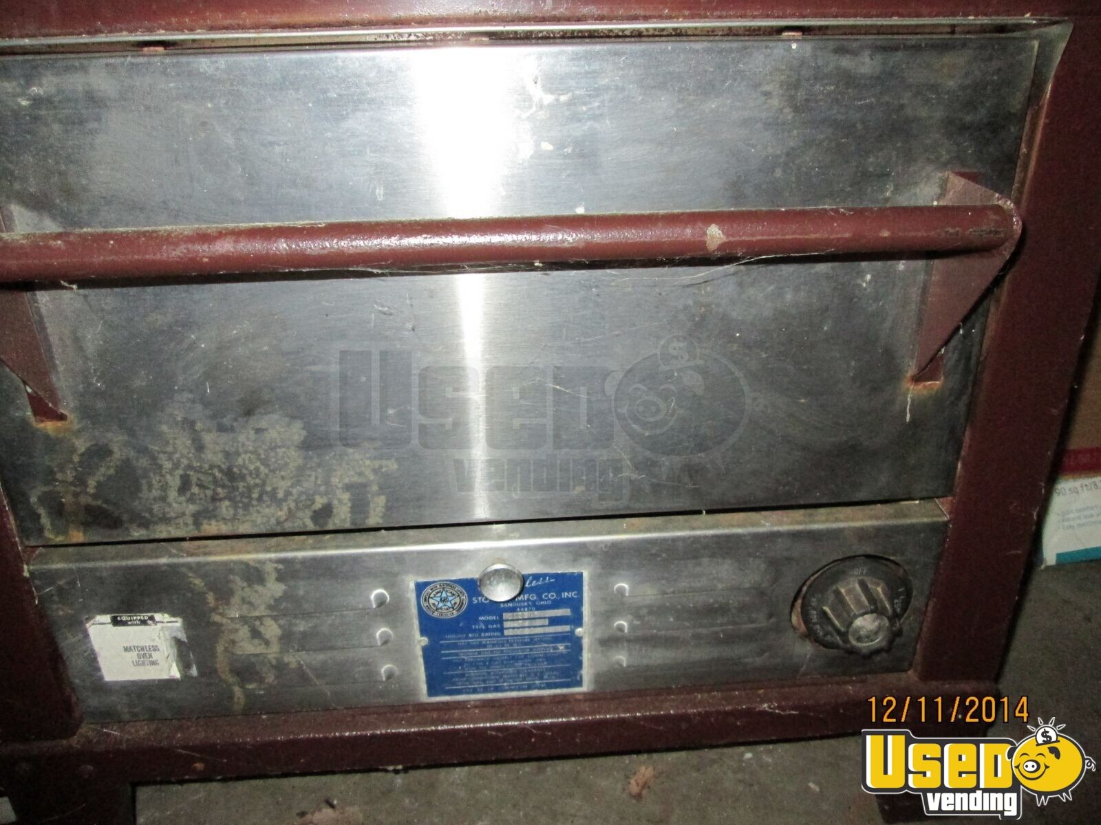 1993 All-purpose Food Trailer Food Warmer Ohio for Sale - 6
