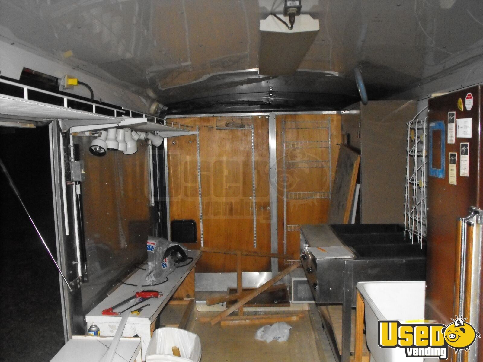 1993 All-purpose Food Trailer Warming Cabinet Ohio for Sale - 5