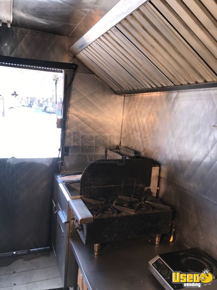 1993 C6000 Top Kick Food Truck Deep Freezer Pennsylvania Gas Engine for Sale - 12