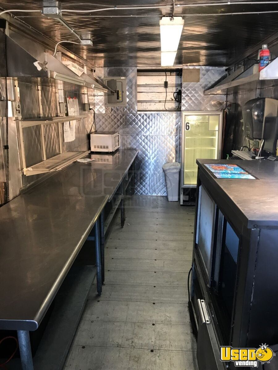 1993 C6000 Top Kick Food Truck Generator Pennsylvania Gas Engine for Sale - 9