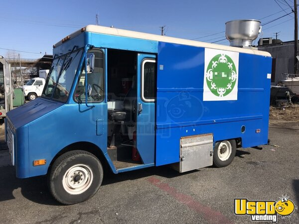 Chevy Food Truck for Sale in District of Columbia!!!