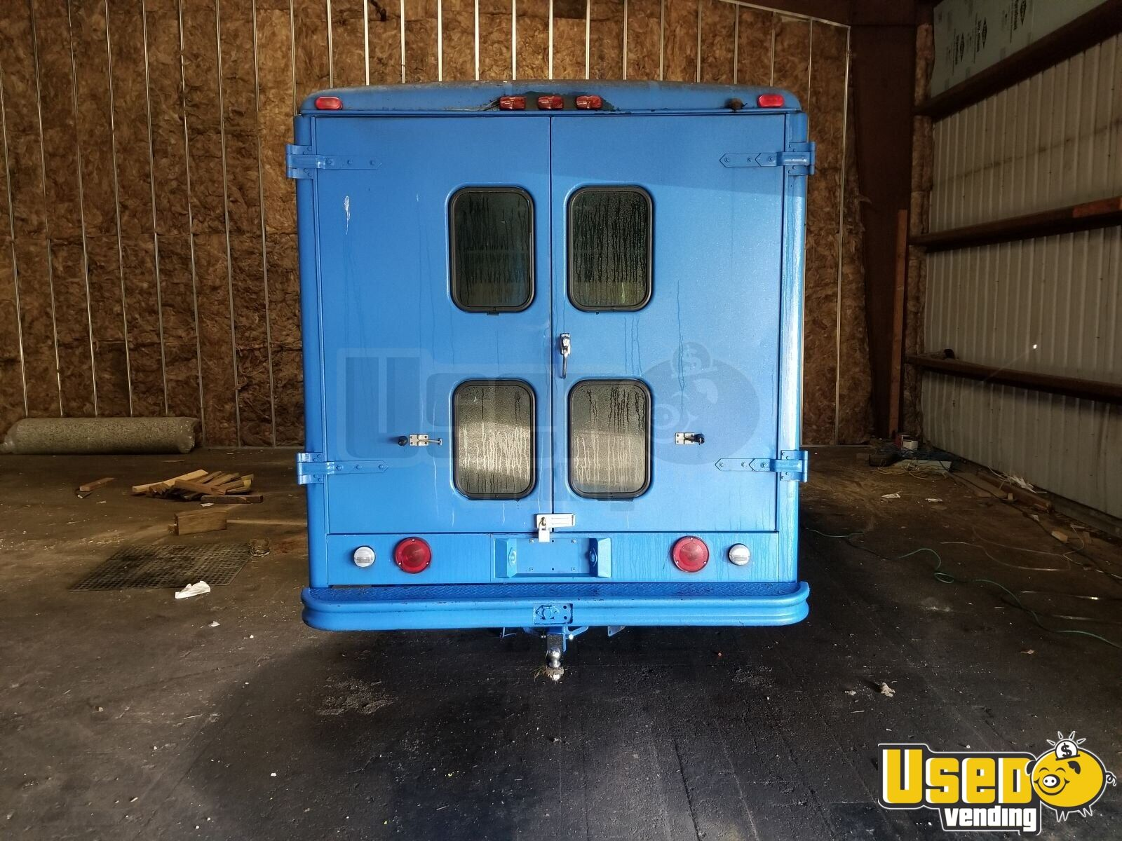 1993 Chevrolet G30 Stepvan Removable Trailer Hitch Indiana Diesel Engine for Sale - 2