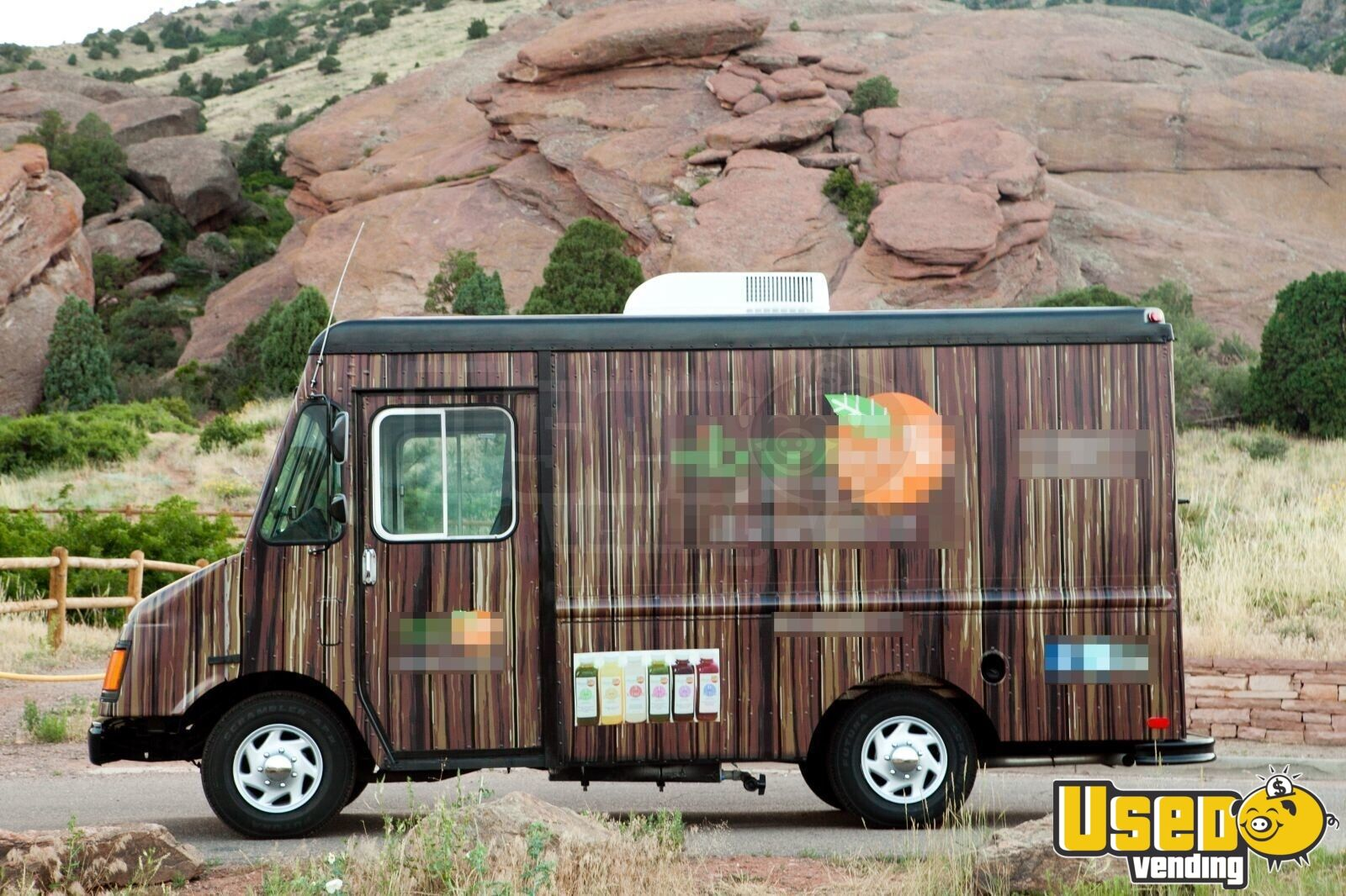 1993 Chevy P30 Juice Truck Food Smoothie Truck For Sale In Colorado