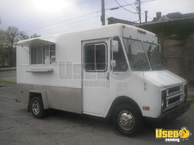 Buy A Food Truck >> Pizza Food Truck For Sale In Ohio Fully Equipped