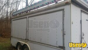 1993 Food Concession Trailer Concession Trailer Cabinets Ohio for Sale