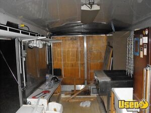 1993 Food Concession Trailer Concession Trailer Warming Cabinet Ohio for Sale