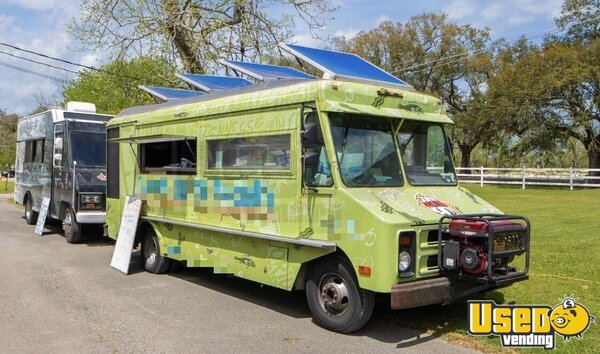 1993 Gmc All-purpose Food Truck Louisiana Gas Engine for Sale