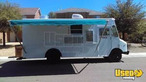 GMC Food Truck for Sale in New Mexico!!!