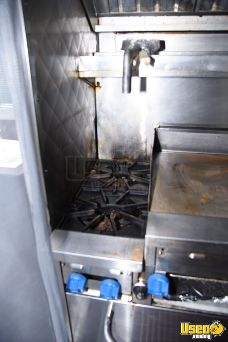 1993 Gmc Top Pick All-purpose Food Truck Convection Oven Alabama Gas Engine for Sale - 17