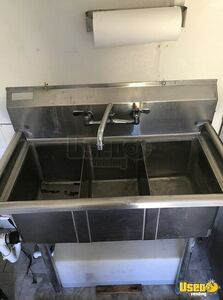 1993 Shaved Ice Concession Trailer Snowball Trailer 27 Texas for Sale