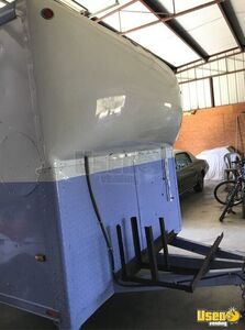 1993 Shaved Ice Concession Trailer Snowball Trailer 42 Texas for Sale