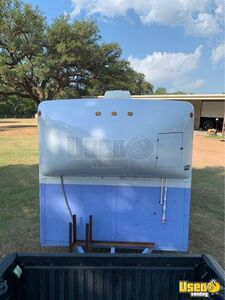 1993 Shaved Ice Concession Trailer Snowball Trailer Ice Shaver Texas for Sale