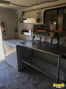 1993 Shaved Ice Concession Trailer Snowball Trailer Interior Lighting Texas for Sale