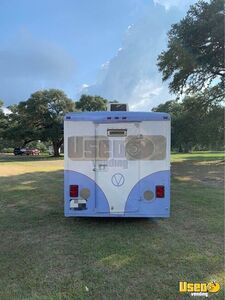 1993 Shaved Ice Concession Trailer Snowball Trailer Prep Station Cooler Texas for Sale