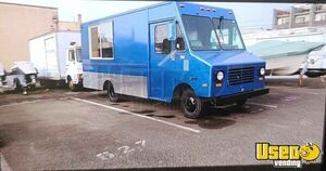 1993 Step Van All-purpose Food Truck All-purpose Food Truck Washington Diesel Engine for Sale