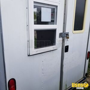 1993 T610 Empty Concession Trailer Concession Trailer Concession Window Michigan for Sale