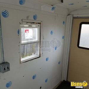 1993 T610 Empty Concession Trailer Concession Trailer Exterior Lighting Michigan for Sale