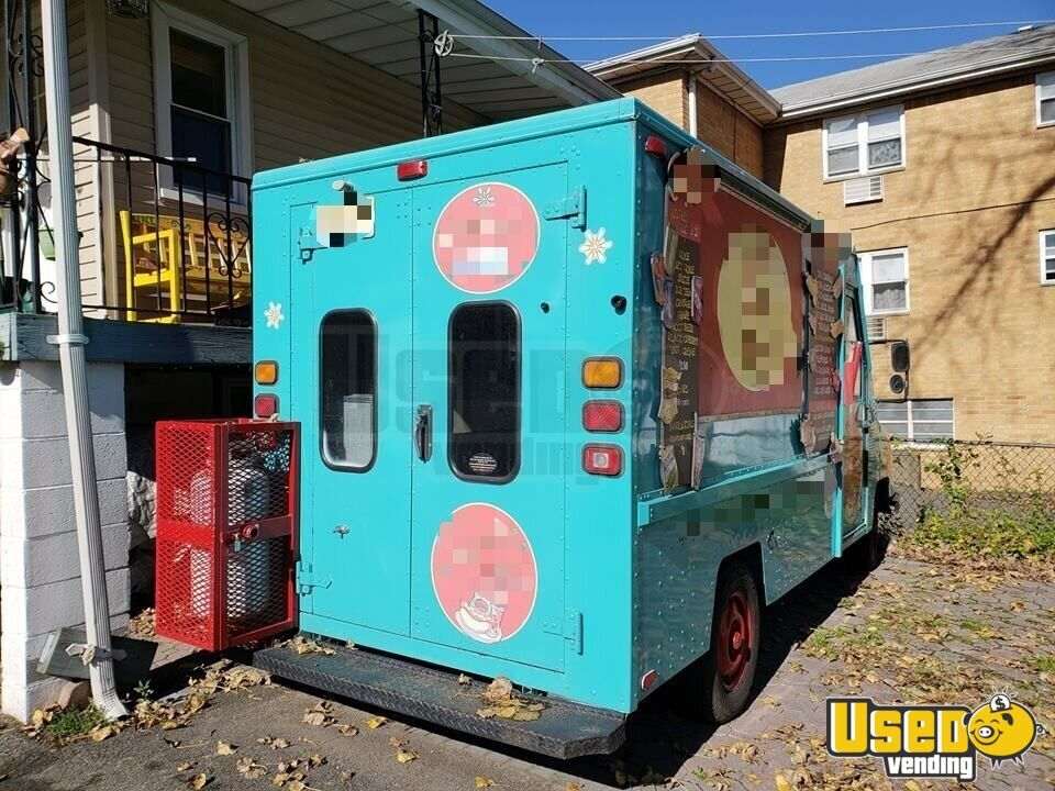 1993 Umc Utilimaster Aeromate Food Truck Concession Window New Jersey Gas Engine for Sale - 2