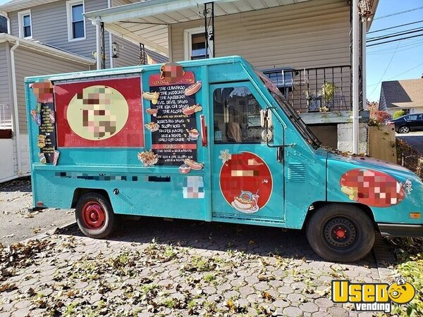 1993 Umc Utilimaster Aeromate Food Truck New Jersey Gas Engine for Sale