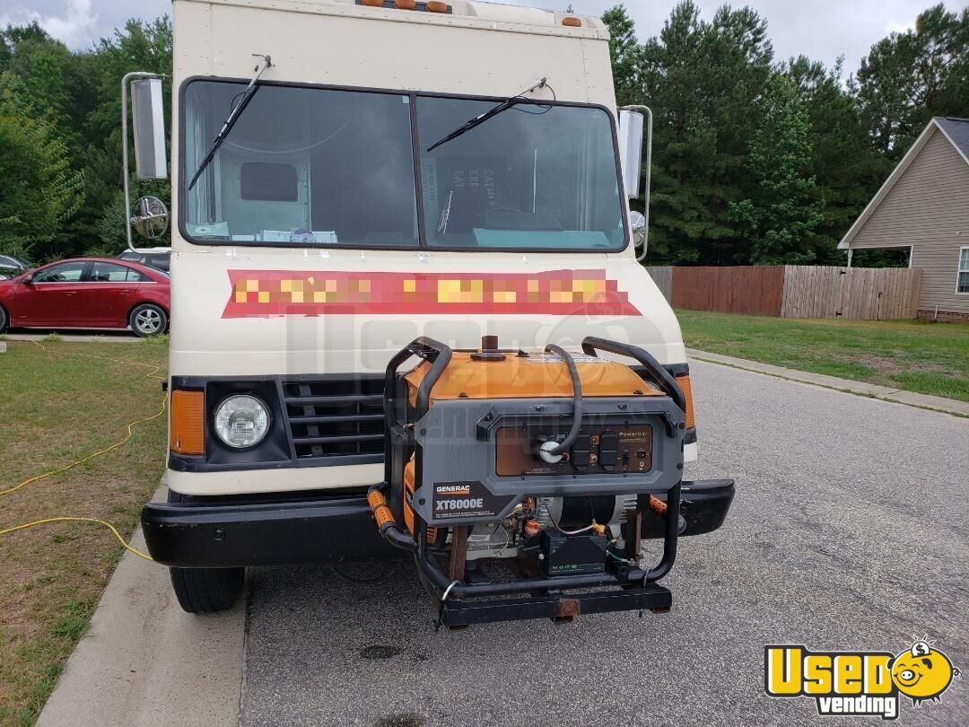 1994 25' P30 Step Van Kitchen Food Truck All-purpose Food Truck Propane Tank North Carolina Gas Engine for Sale - 5