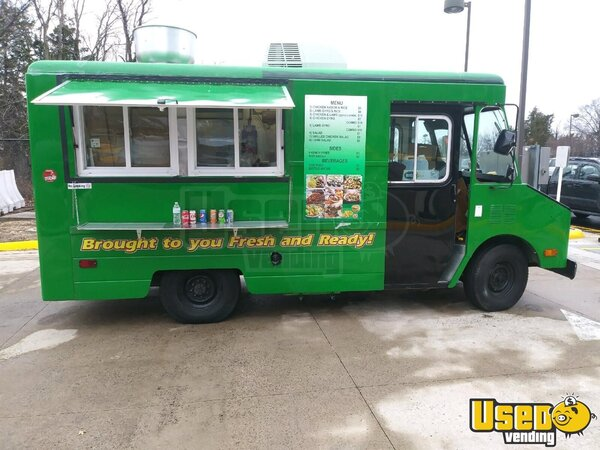1994 30 P30 All-purpose Food Truck Virginia for Sale