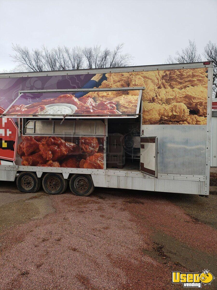 1994 All-purpose Food Trailer Air Conditioning South Dakota for Sale - 2
