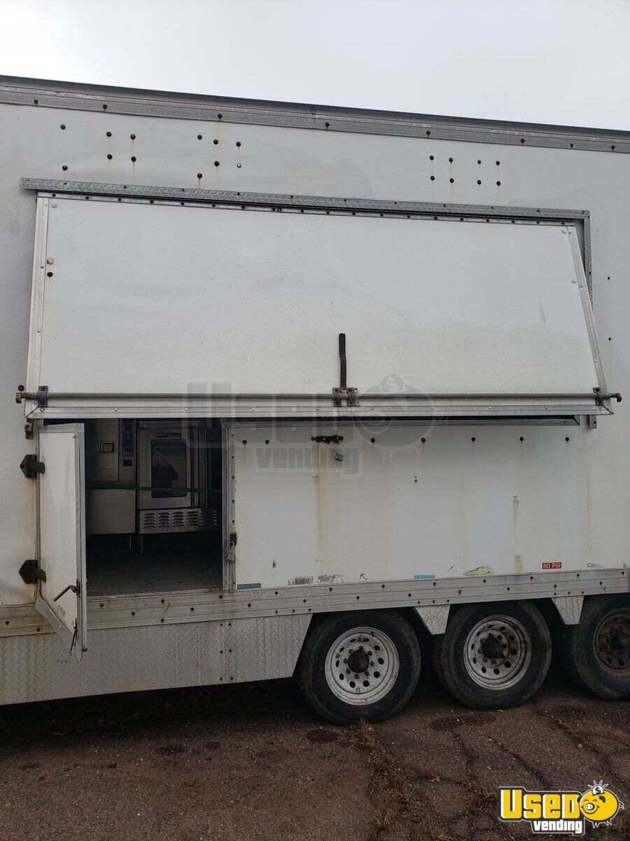 1994 All-purpose Food Trailer Cabinets South Dakota for Sale - 4