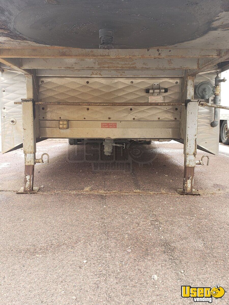 1994 All-purpose Food Trailer Pro Fire Suppression System South Dakota for Sale - 17