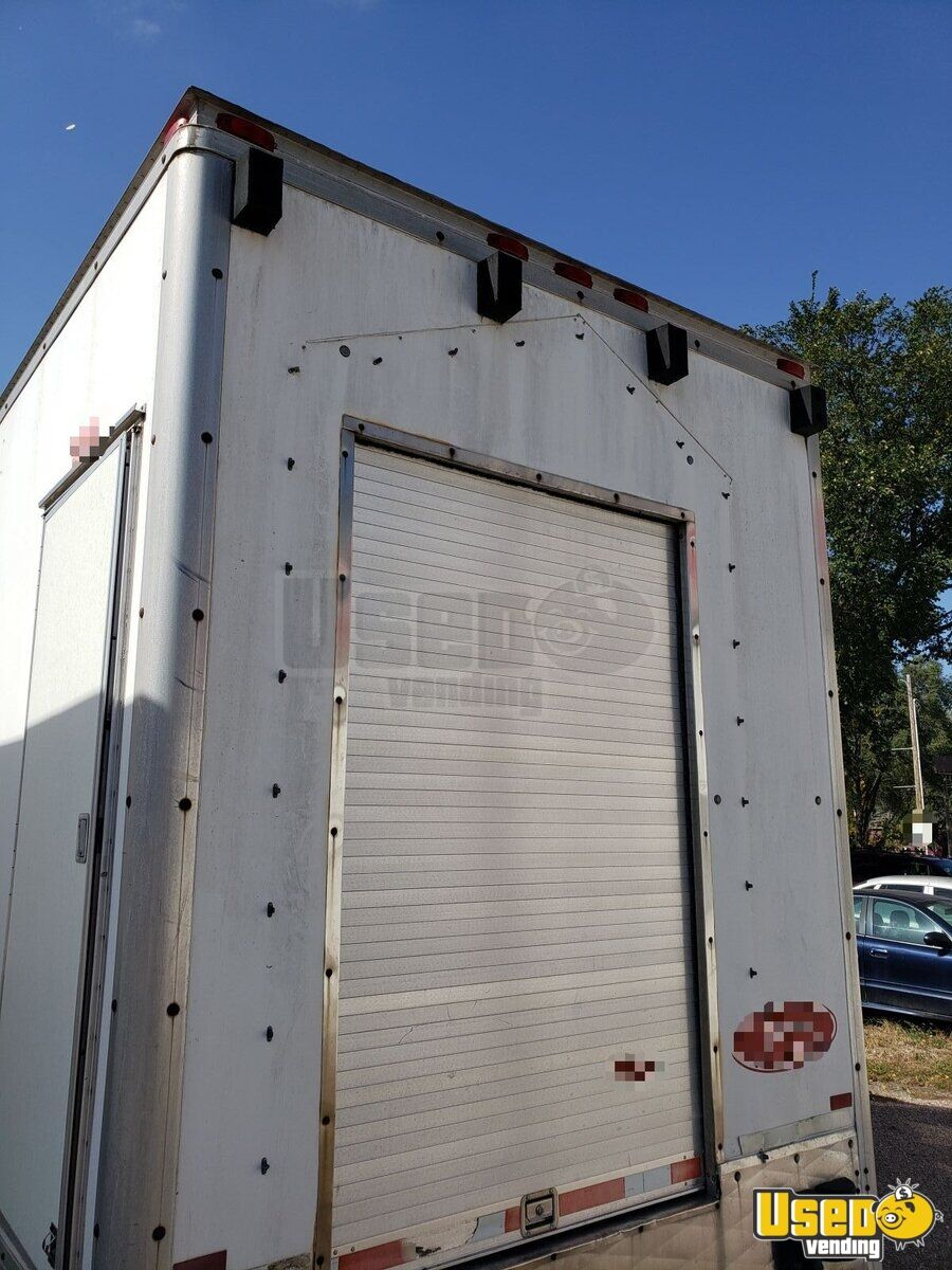 1994 All-purpose Food Trailer Stainless Steel Wall Covers South Dakota for Sale - 5
