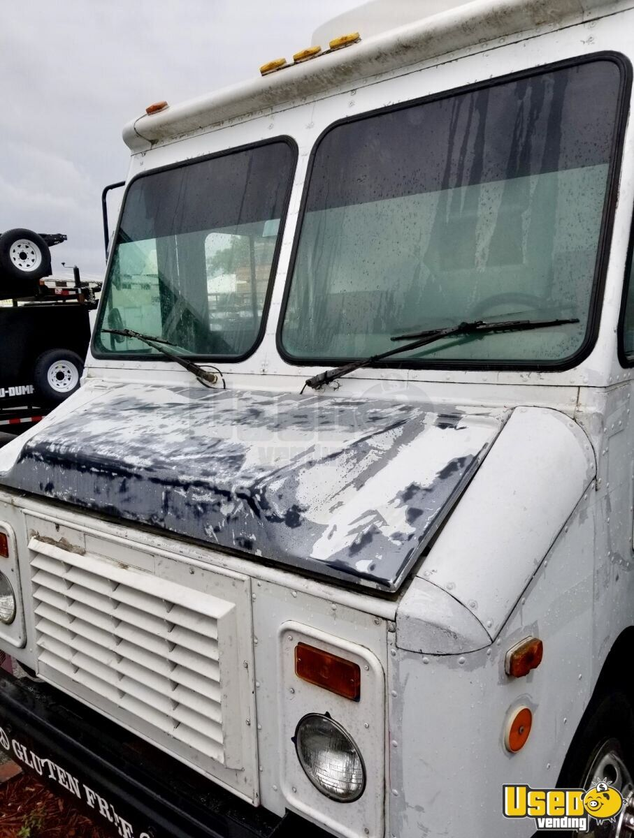 1994 Chev. P-30 Step Van All-purpose Food Truck Concession Window Florida Gas Engine for Sale - 3